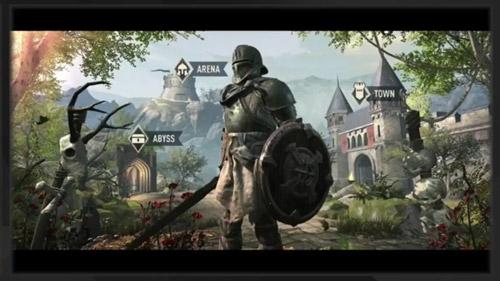 《上古卷轴:刀锋战士》游戏模式