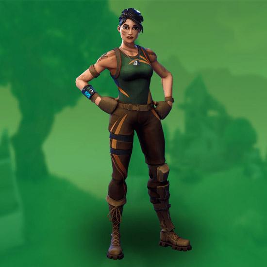 堡垒之夜手游服装丛林侦察兵怎么得 Jungle Scout服装介绍