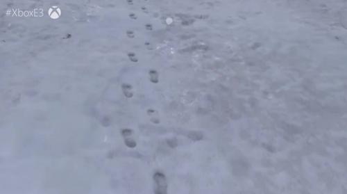 刺激战场雪地地图