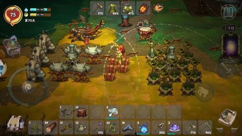 《生存计划》游戏界面
