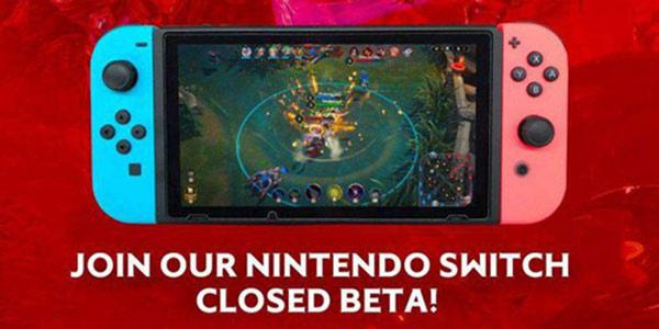 腾讯带着《王者荣耀》海外版参加E3  今秋将推出Switch版本