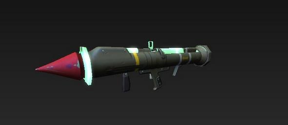 令人闻风丧胆的追踪导弹 即将回归堡垒之夜