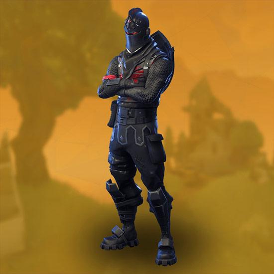 堡垒之夜手游黑骑士皮肤怎么获得 黑骑士服装获取介绍