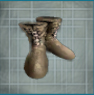 方舟生存进化兽皮鞋