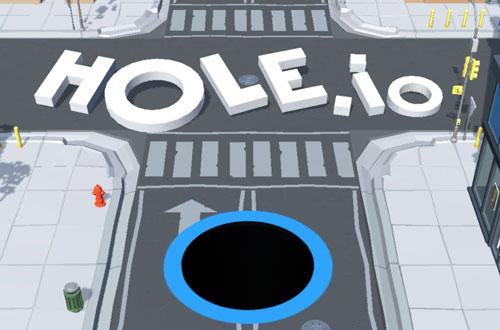 《Hole.io》