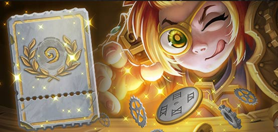 炉石传说11.2版本更新公告 时光竞技场玩法现已开启
