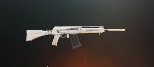 和平精英S12K战后遗物米色