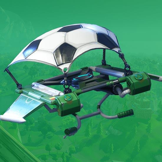 堡垒之夜手游滑翔机打门怎么得 打门滑翔伞介绍