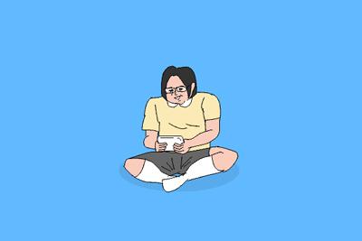 《妈妈把我的游戏藏起来了》主角变成了肥宅