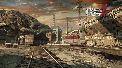 《代号:Z》游戏宣传图