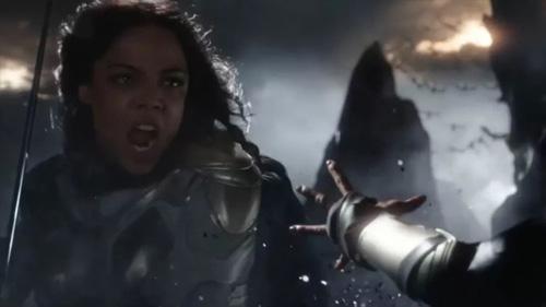 《雷神3》中的女武神