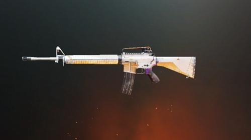 M16A4阿西莫夫皮肤