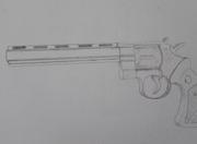 火线精英左轮手枪