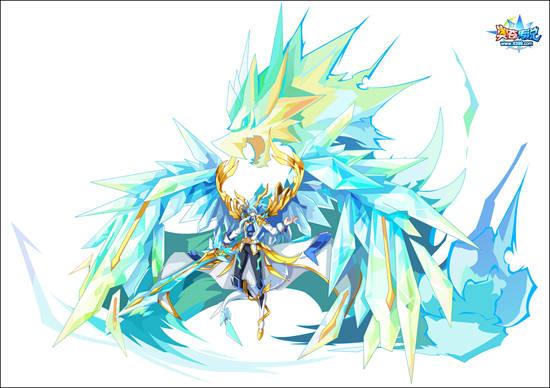 奥奇传说圣剑传说龙神高清大图 圣剑传说龙神图片