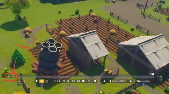 堡垒之夜手游意外出现的火箭推进器 新赛季拉开帷幕