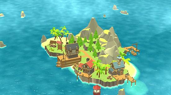 手机上也能玩War3!魔兽争霸3经典地图《BOOM海战》手游曝光