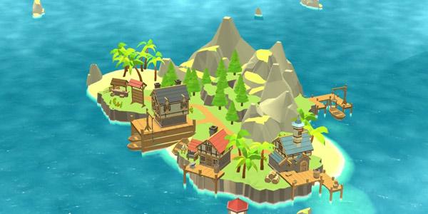 魔兽争霸3经典RPG地图《BOOM海战》手游曝光