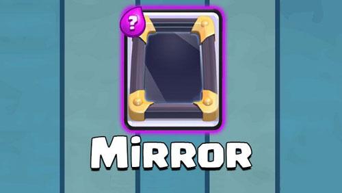 皇室战争镜像卡牌