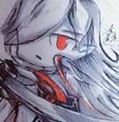 奥拉星手绘银同人