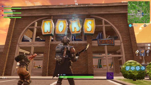 堡垒之夜手游裂缝扩大 番茄镇已沦陷下一个是零售商场?