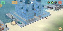 创造与魔法西式海景皇宫设计图 西式海景皇宫平面设计图