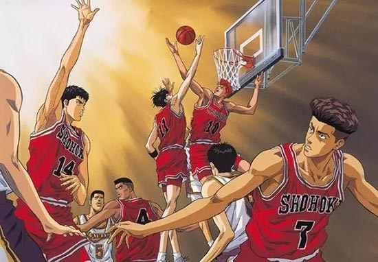 《灌篮高手》正版手游来中国了