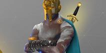堡垒之夜手游同人作品:罗马时期的角斗士
