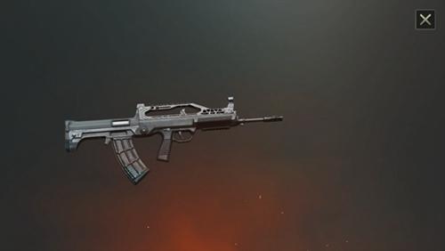 绝地求生刺激战场QBZ步枪
