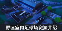 <font color='#FF0000'>堡垒之夜手游野区室内足球场资源介绍 宝箱及地区详解</font>