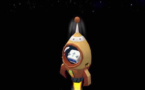 迷你世界火箭