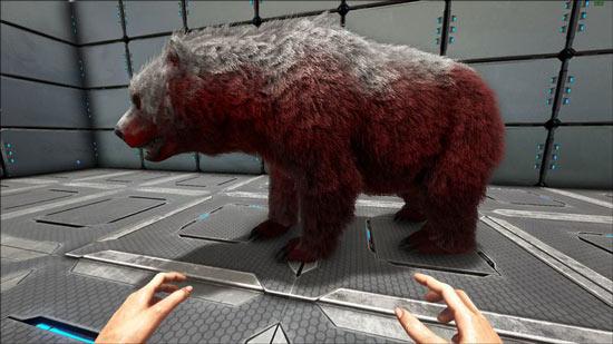 方舟生存进化手机版恐熊怎么驯服