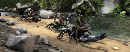 方舟生存进化巨蝎