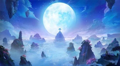 重生之明月传说(戮天之剑)