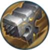王者荣耀碎骨之锤图鉴 碎骨之锤装备属性