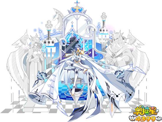 奥拉星异次元无冕之王高清大图