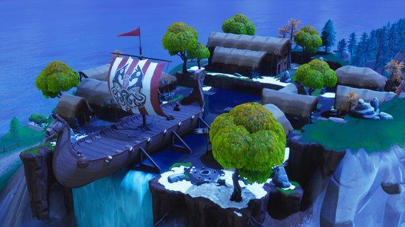 堡垒之夜手游第五赛季版本改动 第5赛季地图新变化