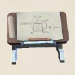 四级绘图桌