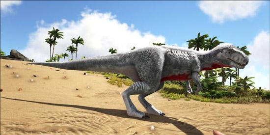 方舟生存进化斑龙哪里有