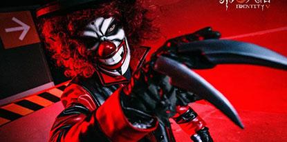 第五人格小丑cos 这样的靓仔酷不酷