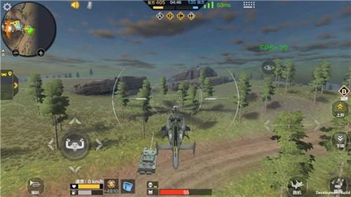 CF手游战争风云坦克评测 坦克是最强载具吗