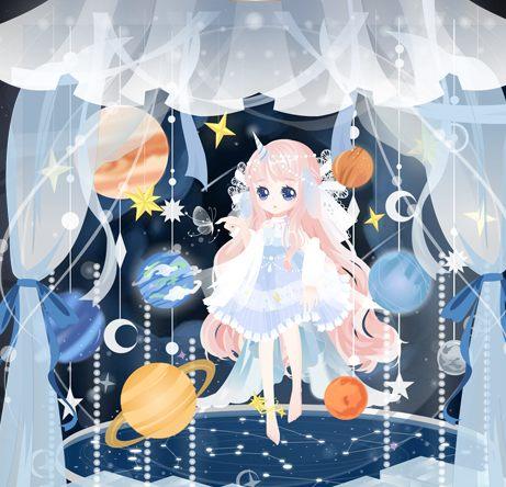 奥比岛千夜星穹图鉴