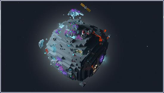 迷你世界:星际之旅来袭1