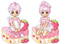 皮卡堂草莓蛋糕床_皮卡堂如何获得草莓奶油蛋糕_4399皮卡堂