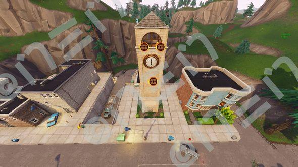 堡垒之夜斜塔小镇打法攻略 斜塔小镇打法全面介绍