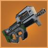 堡垒之夜手游P90传奇怎么样 堡垒之夜紧凑型冲锋枪传奇性能分析