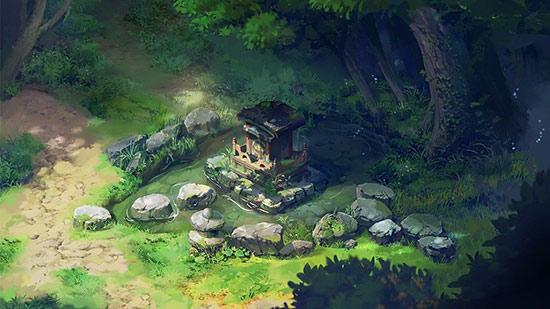 暑假生活高配版?日本乡村爱情故事?这款游戏怕不是要我体验养老吧