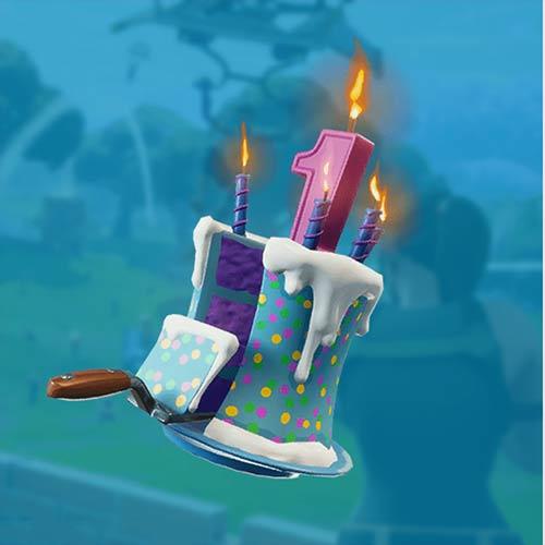 堡垒之夜手游生日蛋糕背包怎么得 生日蛋糕背饰获取介绍