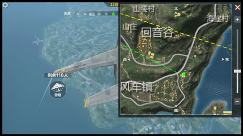 CF手游风车镇1