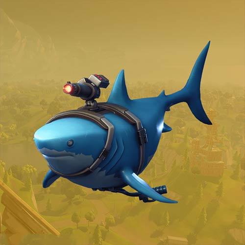 堡垒之夜手游滑翔机激光嚼嚼怎么得 激光嚼嚼滑翔伞介绍