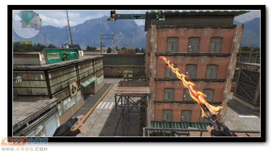 生死狙击死亡街区